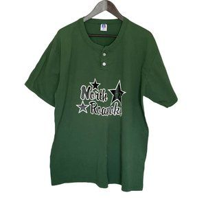 North Roanoke Dixie Youth Baseball Shirt Russell 2